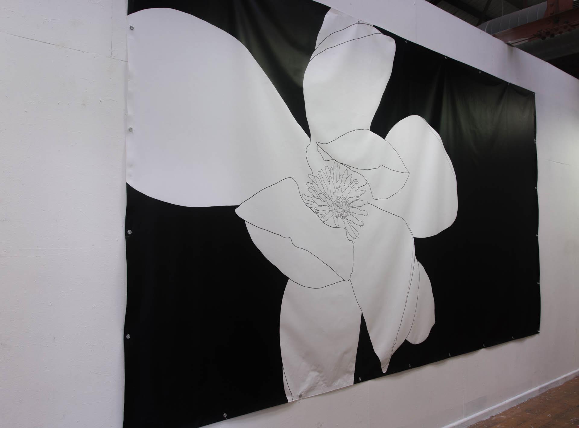Magnolia 3253  400x250cm Vinyl Banner