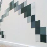 Pixel Peony Wall 1 detail