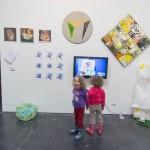 Pixels Margaret Lawrence Installation