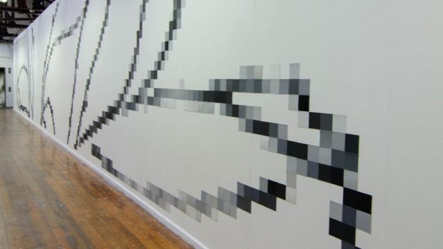 Pixel Peony